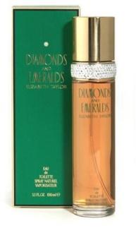 Elizabeth Taylor Diamonds and Emeralds toaletná voda pre ženy