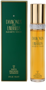 Elizabeth Taylor Diamonds and Emeralds Eau de Toilette Naisille