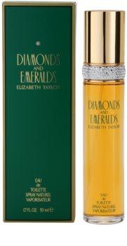 Elizabeth Taylor Diamonds and Emeralds Eau de Toilette pour femme
