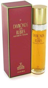 Elizabeth Taylor Diamonds and Rubies eau de toilette pour femme