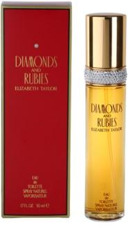 Elizabeth Taylor Diamonds and Rubies toaletna voda za žene