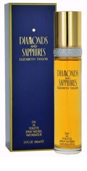 Elizabeth Taylor Diamonds and Saphire Eau de Toilette hölgyeknek