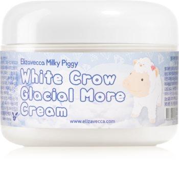 Elizavecca Milky Piggy White Crow Glacial More Cream crème hydratante éclat