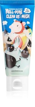 Elizavecca Milky Piggy Hell-Pore Clean Up Mask masque gel peel-off anti-points noirs