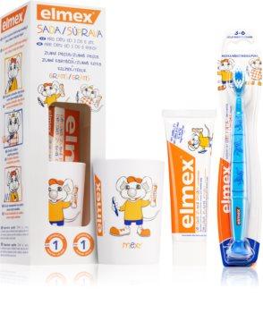 Elmex Kids 3-6 Years Комплект за дентална грижа за деца