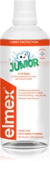 Elmex Junior 6-12 Years bain de bouche pour enfant