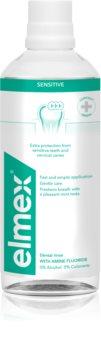 Elmex Sensitive Plus apa de gura pentru dinti sensibili