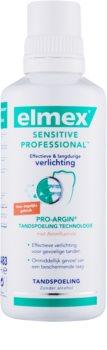 Elmex Sensitive Professional Pro-Argin elixir bocal para dentes sensíveis