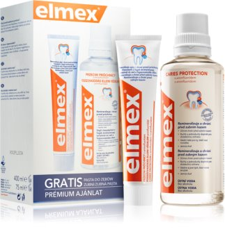 Elmex Caries Protection Dental Care Set
