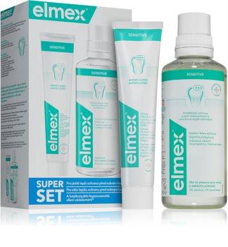 Elmex Sensitive Plus Tandverzorgingsset (voor Gevoelige Tanden )