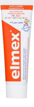 Elmex Caries Protection Kids Pasta dentífrica para crianças dos 0-5 anos