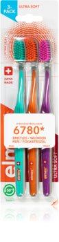 Elmex Swiss Made Zahnbürsten ultra soft