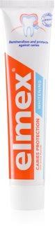 Elmex Caries Protection Whitening bleichende Zahnpasta mit Fluor