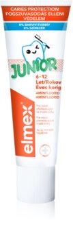 Elmex Junior 6-12 Years Zahnpasta für Kinder
