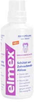 Elmex Erosion Protection Mundspülung schützt den Zahnschmelz