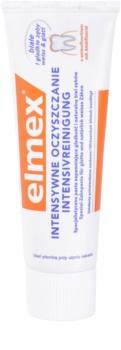 Elmex Intensive Cleaning pastă de dinți pentru dinti albi si frumosi