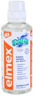 Elmex Junior 6-12 Years στοματικό διάλυμα για παιδιά