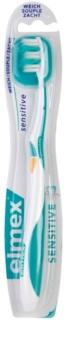 Elmex Sensitive escova de dentes soft