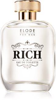 Elode Rich Eau de Toilette pour homme