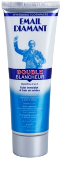 Email Diamant Double Blancheur dentífrico branqueador para sorriso brilhante