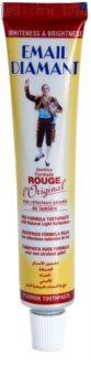 Email Diamant Formule Rouge L'Original pasta para dentes brancos radiantes