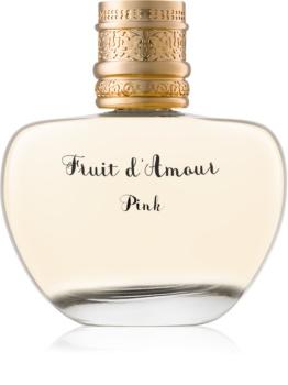 Emanuel Ungaro Fruit d'Amour Pink Eau de Toilette Naisille