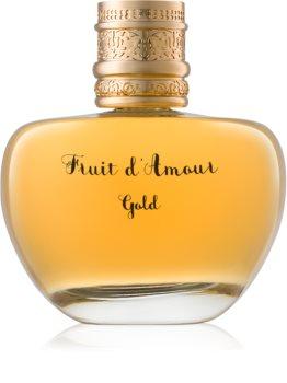 Emanuel Ungaro Fruit d'Amour Gold Eau de Toilette Naisille