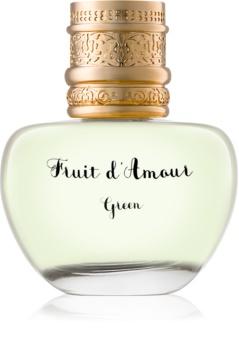Emanuel Ungaro Fruit d'Amour Green Eau de Toilette für Damen