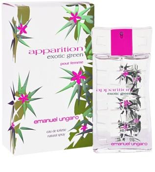 Emanuel Ungaro Apparition Exotic Green eau de toilette para mujer 30 ml