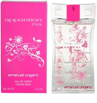 Emanuel Ungaro Apparition Pink eau de toilette para mujer 90 ml