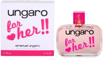 Emanuel Ungaro Ungaro for Her (2013) eau de toilette para mujer