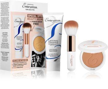 Embryolisse Beauty Secret lote cosmético para una hidratación intensa
