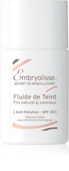 Embryolisse Artist Secret gyengéd hidratáló fluid SPF 20