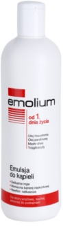 Emolium Wash & Bath emulsión de baño para pieles secas y sensibles