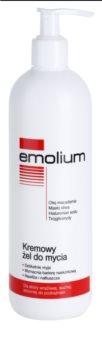 Emolium Wash & Bath krémový sprchový gel pro suchou a citlivou pokožku