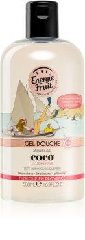 Energie Fruit Coconut gel de duche suave