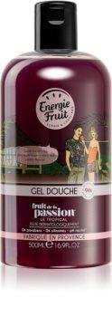 Energie Fruit Passion Fruit gel douche doux