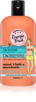 Energie Fruit Monoi gel doccia idratante