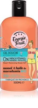 Energie Fruit Monoi Moisturizing Shower Gel