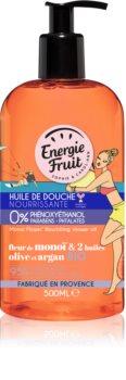 Energie Fruit Monoi huile douche traitante