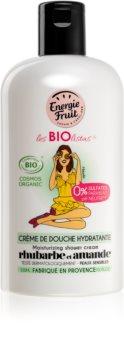 Energie Fruit Rhubarb & Almond увлажняющий крем для душа