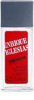 Enrique Iglesias Adrenaline deodorant s rozprašovačom pre mužov