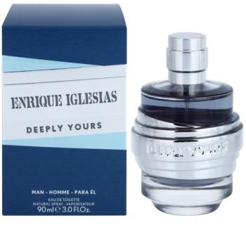 Enrique Iglesias Deeply Yours eau de toilette para hombre