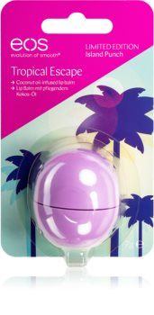 EOS Tropical Escape Island Punch balsamo labbra