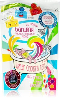 EP Line Foam Makers pastilhas de banho espumantes coloridas