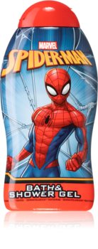 EP Line Spiderman Shower And Bath Gel for Kids