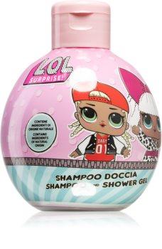 EP Line LOL шампунь и гель для душа для детей