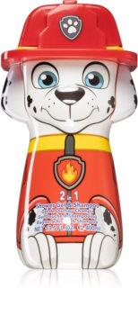 EP Line Paw Patrol Marshall Brusegel og shampoo 2-i-1 til børn