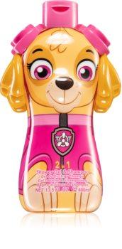 EP Line Paw Patrol Skye Duschgel & Shampoo 2 in 1 für Kinder