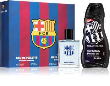 EP Line FC Barcelona Ice Kick darčeková sada (pre deti)